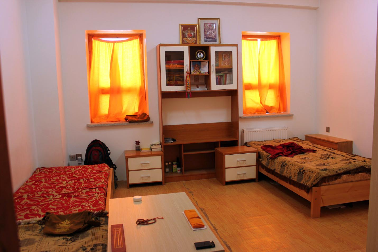 Senior monks' dormitory